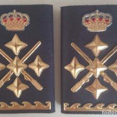 Militaria: HOMBRERAS DE CAPITÁN GENERAL DEL EJÉRCITO DEL AIRE. Lote 218265815