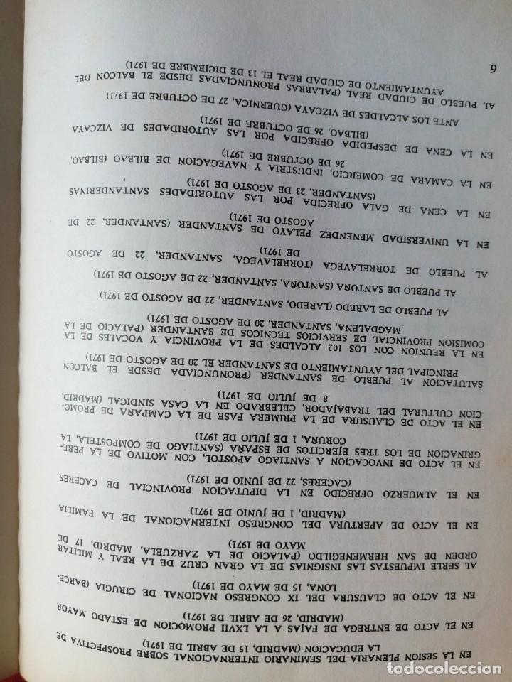 Militaria: PALABRAS DE SU ALTEZA REAL EL PRINCIPE DE ESPAÑA DON JUAN CARLOS DE BORBON Y BORBON - Foto 10 - 218292840