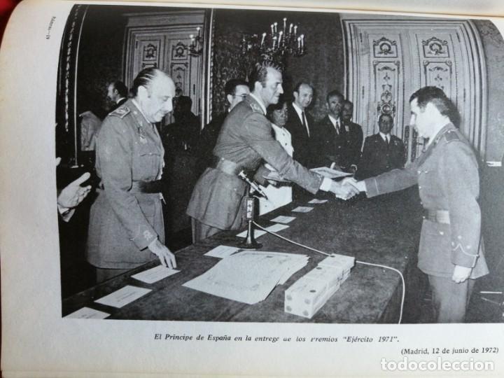 Militaria: PALABRAS DE SU ALTEZA REAL EL PRINCIPE DE ESPAÑA DON JUAN CARLOS DE BORBON Y BORBON - Foto 19 - 218292840