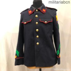 Militaria: CHAQUETA DE CABO DE INFANTERÍA DE MARINA. AGRUPACIÓN DE DESEMBARCO. TERCIO DE LA ARMADA. Lote 218565828