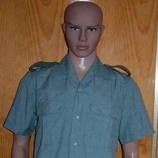 Militaria: UNIFORME LEGION ESPAÑOLA EPOCA JUAN CARLOS I PANTALON Y CAMISA -03. Lote 218803781