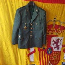 Militaria: UNIFORME COMPLETO COMANDANTE GUARDIA CIVIL. TRÁFICO.. Lote 220568628