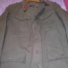 Militaria: CHAQUETA SAHARIANA EJÉRCITO. Lote 221413660