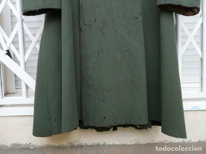 Militaria: ABRIGO ARTILLERIA LIGERA 1 - EPOCA ALFONSO XIII - L1 - Foto 8 - 221689583
