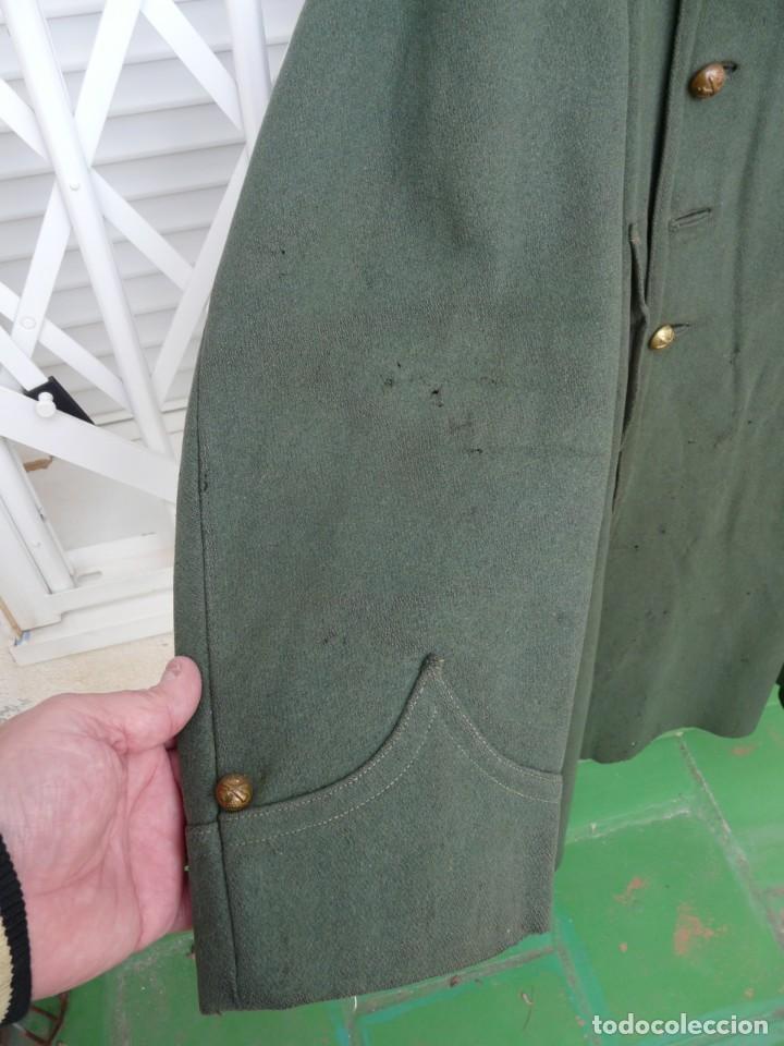 Militaria: ABRIGO ARTILLERIA LIGERA 1 - EPOCA ALFONSO XIII - L1 - Foto 12 - 221689583