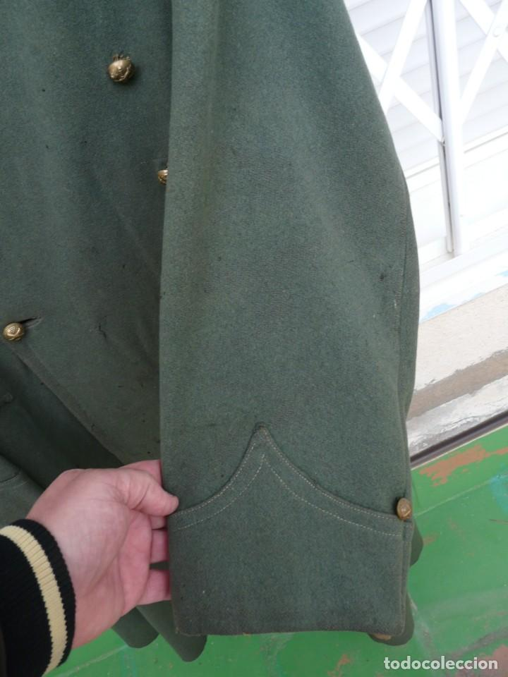 Militaria: ABRIGO ARTILLERIA LIGERA 1 - EPOCA ALFONSO XIII - L1 - Foto 13 - 221689583