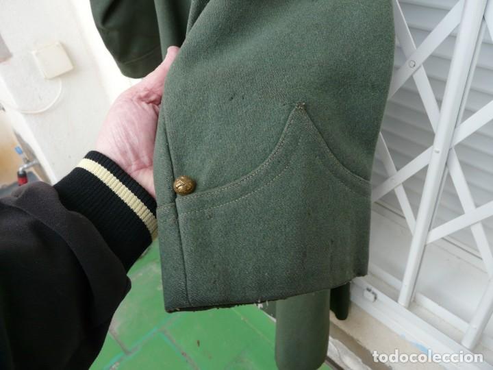 Militaria: ABRIGO ARTILLERIA LIGERA 1 - EPOCA ALFONSO XIII - L1 - Foto 26 - 221689583