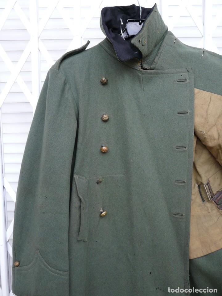 Militaria: ABRIGO ARTILLERIA LIGERA 1 - EPOCA ALFONSO XIII - L1 - Foto 28 - 221689583