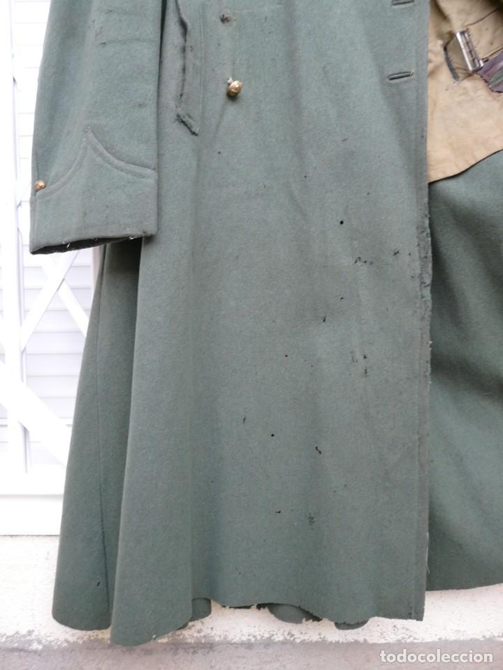 Militaria: ABRIGO ARTILLERIA LIGERA 1 - EPOCA ALFONSO XIII - L1 - Foto 29 - 221689583