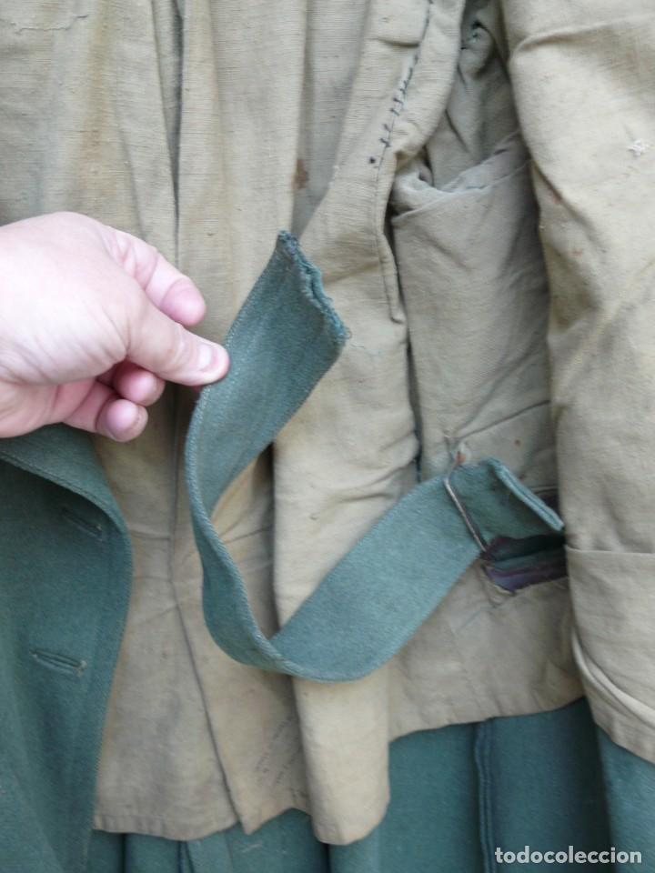 Militaria: ABRIGO ARTILLERIA LIGERA 1 - EPOCA ALFONSO XIII - L1 - Foto 42 - 221689583