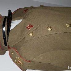 Militaria: UNIFORME EJÉRCITO ESPAÑOL PARA TROPA DEL CUARTEL GENERAL DEL EJÉRCITO. ÉPOCA DE FRANCO. Lote 221945817