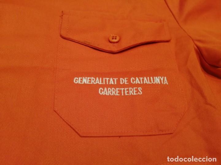 Militaria: GENERALITAT DE CATALUÑA. CHAQUETA TRABAJO CARRETERAS (NUEVA) EXCLUSIVA EN TC - Foto 9 - 222292663