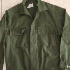 Militaria: RARA M67 /79 EN VERDE OTAN PRIMERAS UNIDADES DE TRANSICIÓN AL M82 CAMISOLA UNIFORME EJÉRCITO TIERRA. Lote 222547820