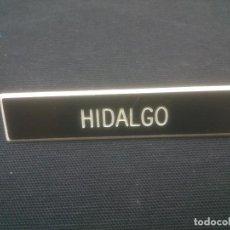 Militaria: PLACA PECHO UNIFORME TRAJE HIDALGO. Lote 222948718