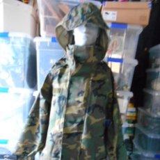 Militaria: CHAQUETA INTERPERIE TALLA 1 EJERCITO ESPAÑOL. Lote 223561840