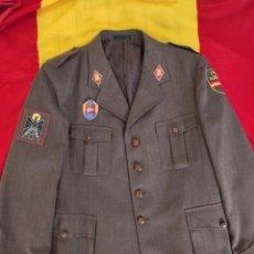 Militaria: CHAQUETA POLICÍA NACIONAL ( MARRONES). Lote 223896500