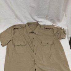 Militaria: CAMISA DE BONITO , AÑOS 60/70 , TALLA MUY GRANDE , EJÉRCITO DE TIERRA SHARA. Lote 223927738
