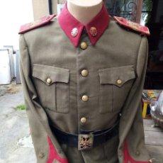 Militaria: UNIFORME ESCOLTA FRANCO. Lote 288151283