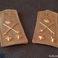 Militaria: HOMBRERAS DE GENERAL DE DIVISIÓN.. Lote 224737743