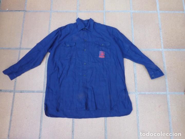 Militaria: Camisa azul falangista. OJE - Foto 2 - 226113445