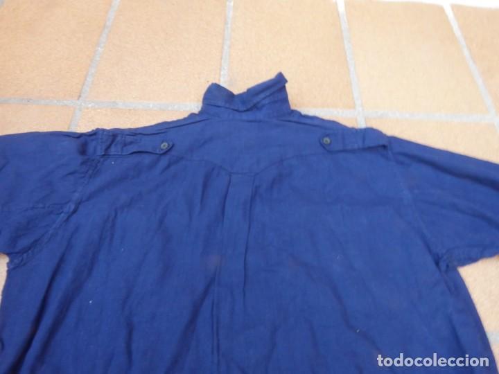 Militaria: Camisa azul falangista. OJE - Foto 6 - 226113445