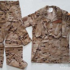 Militaria: UNIFORME ARIDO PIXELADO EJERCITO ESPAÑOL. Lote 226480646