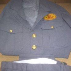 Militaria: ROPA ANTIGUA DE CORREO SIN USAR. Lote 228650520