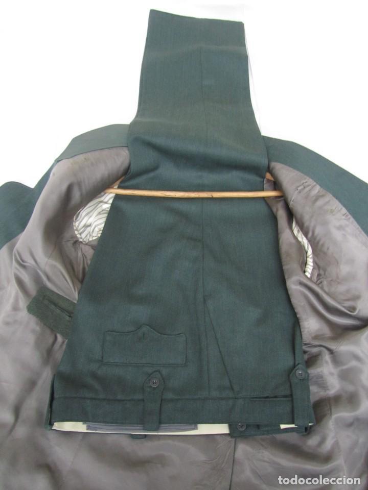 Militaria: Uniforme (chaqueta + pantalones + corbata) Capitán Guardia Civil - Foto 19 - 230766680