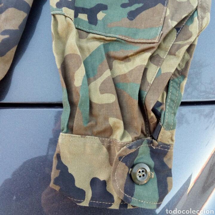 Militaria: cAMISOLA UNIFORME DE CAMPAÑA EJERCITO TIERRA LEGION AÑO 1994 MUY NUEVA - Foto 2 - 231931710