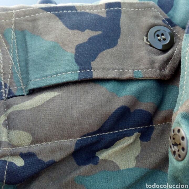 Militaria: cAMISOLA UNIFORME DE CAMPAÑA EJERCITO TIERRA LEGION AÑO 1994 MUY NUEVA - Foto 4 - 231931710