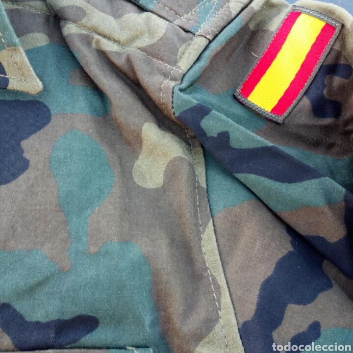 Militaria: cAMISOLA UNIFORME DE CAMPAÑA EJERCITO TIERRA LEGION AÑO 1994 MUY NUEVA - Foto 6 - 231931710