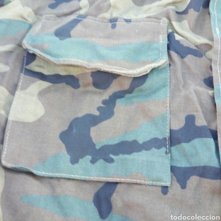 Militaria: cAMISOLA UNIFORME DE CAMPAÑA EJERCITO TIERRA LEGION AÑO 1994 MUY NUEVA - Foto 7 - 231931710