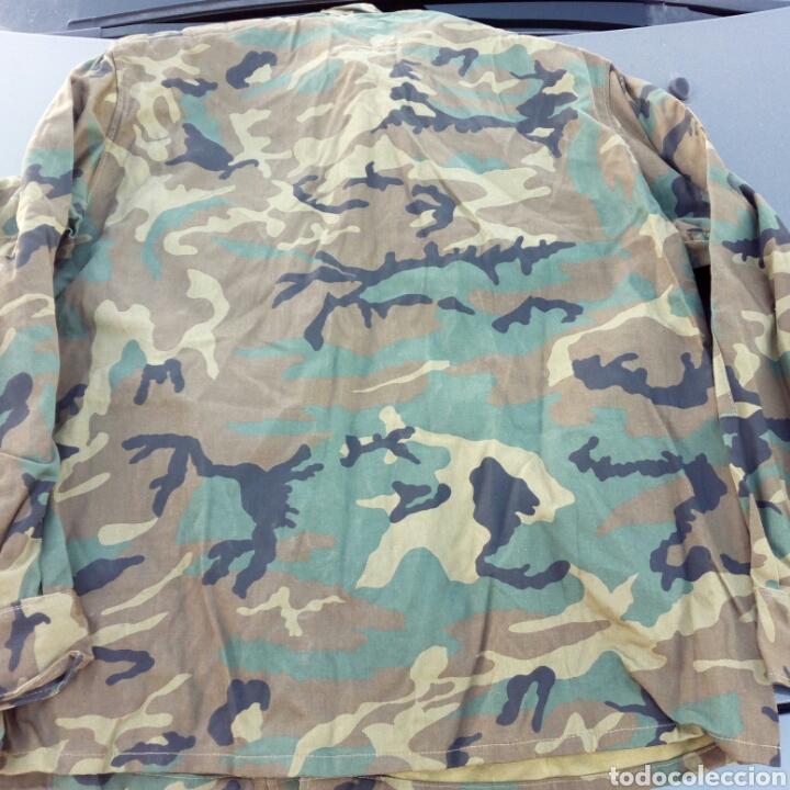 Militaria: cAMISOLA UNIFORME DE CAMPAÑA EJERCITO TIERRA LEGION AÑO 1994 MUY NUEVA - Foto 8 - 231931710