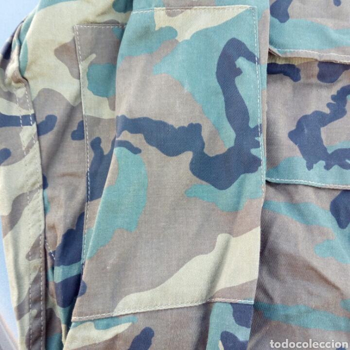 CAMISOLA UNIFORME DE CAMPAÑA EJERCITO TIERRA LEGION AÑO 1994 MUY NUEVA (Militar - Uniformes Españoles )