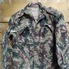 Militaria: CAMISOLA CAMUFLAJE ROCOSO COES ORIGINAL AÑOS 80 T-M BUEN USO. Lote 232172955