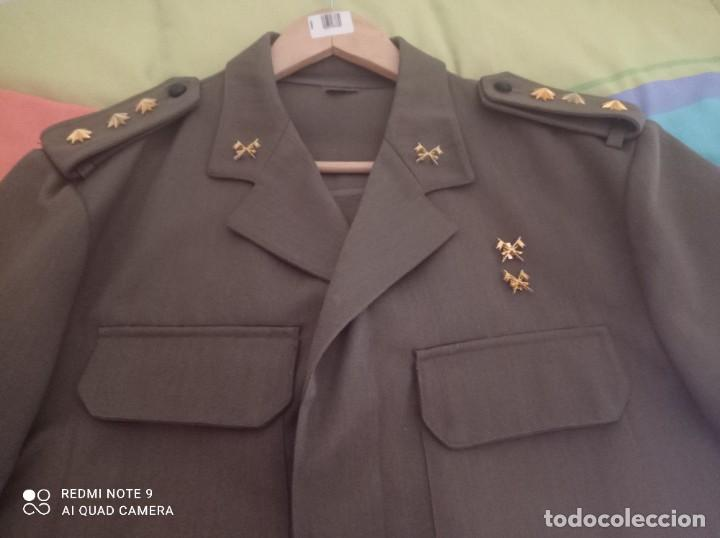 GUERRERA TRABAJO (Militar - Uniformes Españoles )