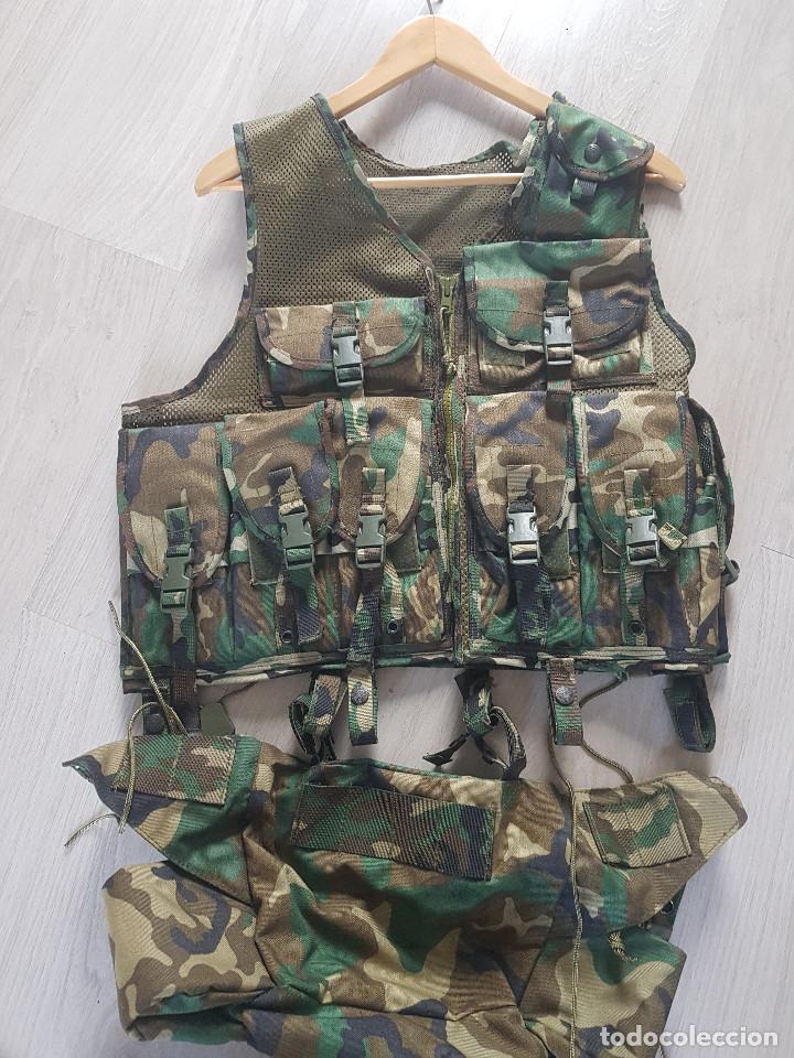 CHALECO ALTUS PARA EADA (Militar - Uniformes Españoles )