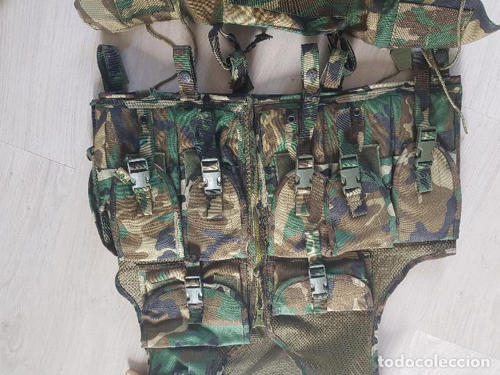 Militaria: CHALECO ALTUS PARA EADA - Foto 3 - 253189455