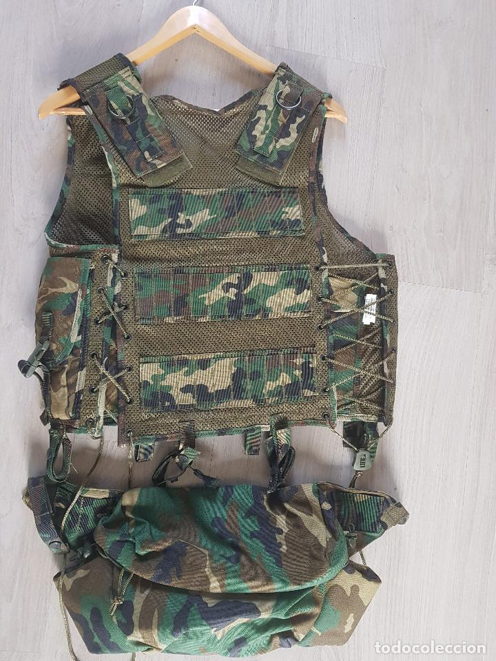 Militaria: CHALECO ALTUS PARA EADA - Foto 4 - 253189455