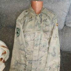Militaria: CAMISA DIVISIÓN ACORAZADA. AÑOS 90. Lote 233493155