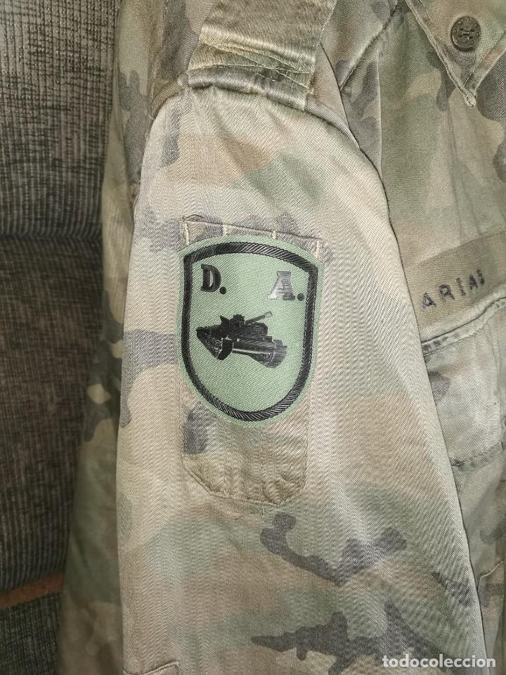Militaria: Camisa división acorazada. Años 90 - Foto 2 - 233493155