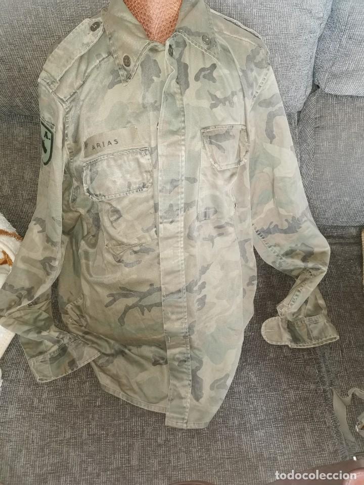 Militaria: Camisa división acorazada. Años 90 - Foto 4 - 233493155