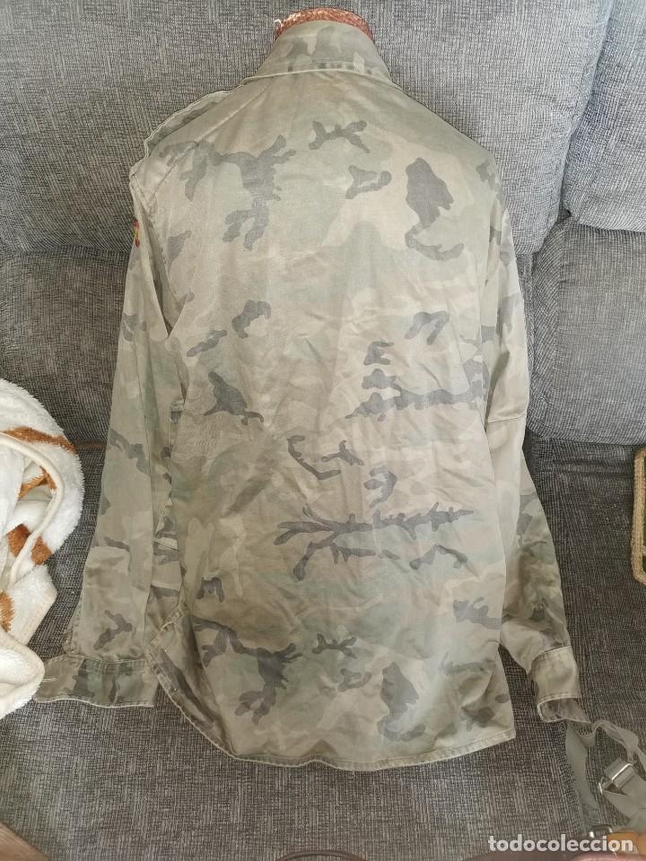 Militaria: Camisa división acorazada. Años 90 - Foto 5 - 233493155