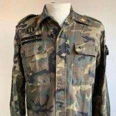 Militaria: UNIFORME BOINA VERDE GOE III LEVANTE OPERACIONES ESPECIALES EJÉRCITO DE TIERRA. Lote 235129025