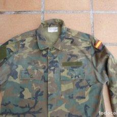 Militaria: CAMISOLA BOSCOSO DEL EJÉRCITO DEL AIRE. M-82 EZAPAC FECSA. Lote 236564830