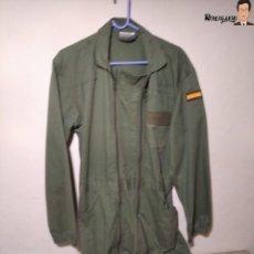 Militaria: MONO DE TRABAJO DE DOBLE CREMALLERA EJÉRCITO ESPAÑOL AÑO 2008 (COLOR VERDE CLARO) TALLA M. Lote 237497355