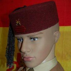 Militaria: UNIFORME DE REGULARES AÑOS 70/80 CHAQUETA CAMISA CORBATA Y TARBUCH/CABO DE REGULARES MELILLA. Lote 237742050