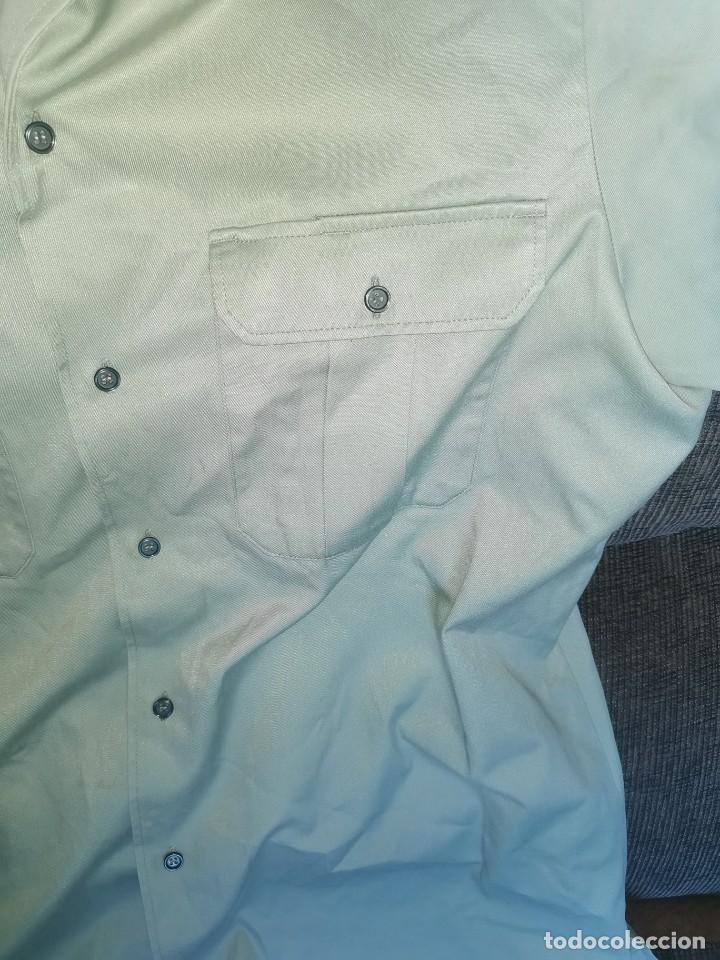 Militaria: Camisa original antigua Guardia civil - Foto 3 - 238414795