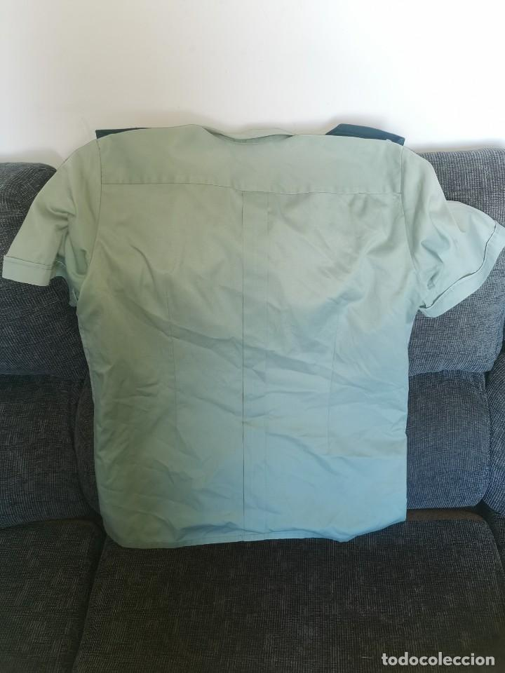 Militaria: Camisa original antigua Guardia civil - Foto 5 - 238414795