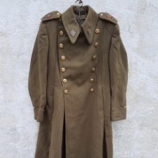 Militaria: MAGNIFICO ABRIGO GENERAL AÑO 40. Lote 239655805